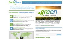 Earthshare.green is a foundation that has been helping people and businesses care for the environment for more than 20 years.  #environment #peopleandplanet #foundation