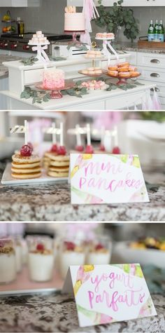 Darling Mother's Day Brunch Party Details