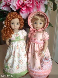 Katriona Little Princess / Ямогу. Каталог мастеров и авторов кукол, игрушек, кукольной одежды и аксессуаров / Бэйбики. Куклы фото. Одежда для кукол