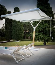 modern sunshade design