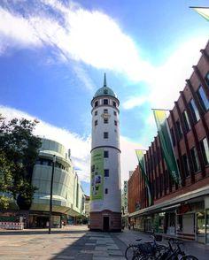Darmstadt tower