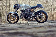 Leggero Series Walt Siegel Motorcycle