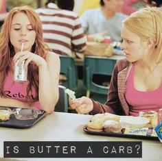 Mean girls #quote #carbs #weightloss