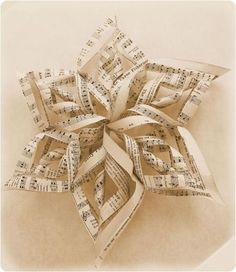 Music sheet ornament- Again @Joshua Martin @Brittany Weimer