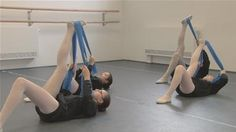 How To Do Ballet Stretches (Ballet)