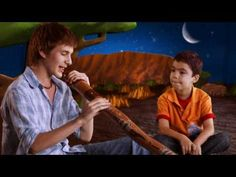 Nathan is here, all the way from Australia, to teach Ethan and us about the Didgeridoo. Learn about this ancient musical instrument and listen to how it can imitate the voices of different animals.