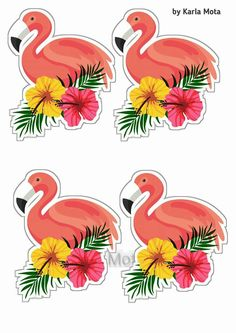 Flamingo Party, Flamingo Birthday, Aloha Party, Luau Party, Tiki Hawaii, Water Party, Tropical Party, Pink Flamingos, Holidays And Events