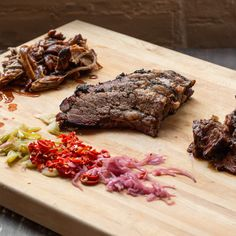 From no-frills spots doing brisket and racks of ribs on brown butcher paper-lined trays, to newer spots with unique craft beer selections and upgraded side dishes (see: mac and cheese waffles).