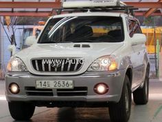 2002 Hyundai Terracan JX250
