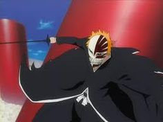 ichigo hollow mask bankai - Google Search