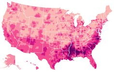 'Duck Dynasty' vs. 'Modern Family': 50 Maps of the U.S. Cultural Divide - The New York Times