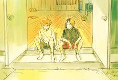Baby Crows, Kenma Kozume, Anime Dress, Haikyuu Ships, Anime Boyfriend, Karasuno, Anime Ships, Haikyuu Anime, Fujoshi