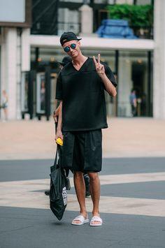 NYFW_SS15_Streetstyle Inspiration for Men! #WORMLAND Men's Fashion