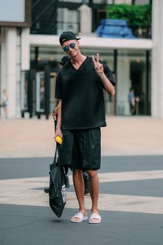 STREETSTYLE   New York Fashion Week SS15 – Day #2