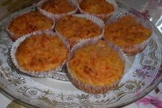 muffins-me-kolokitha-ke-tiri Finger Foods, Muffins, Easy Meals, Breakfast, Party, Recipes, Beautiful, Morning Coffee, Muffin