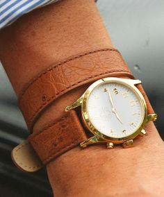 Wrap watch