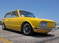 Yellow Brasilia