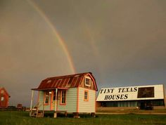 Each custom, hand-crafted Tiny Texas House is a unique piece of House Art that will last for the rest of their owner's lives, and generations to come. Micro House Plans, Tiny Texas Houses, Tiny House Exterior, Best Barns, Best Tiny House, Prefab Homes, Tiny Homes, Tiny House Movement, Cabins And Cottages