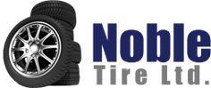 Only Noble Tire Ltd gives you the lowest everyday prices on tires and quality service. We care for your car and your wallet at the same time.     Are you looking for our car or truck tires? Do you need to purchase new wheels and are trying to find the dealer with the best prices and quality service? Look no further than Noble Tire!