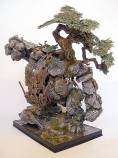 Awesome custom miniature
