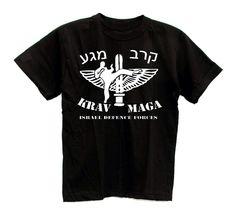Israel Army IDF Zahal Krav Maga Martial Combat Emblem Logo Hebrew T-shirt Israeli by IsraeliTshirts on Etsy https://www.etsy.com/listing/206835954/israel-army-idf-zahal-krav-maga-martial