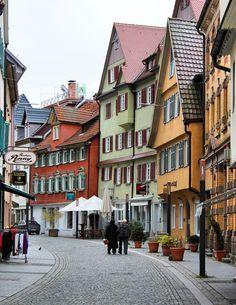 Esslingen am Neckar ( Baden-Württemberg )    (Source: Flickr / nanabread )
