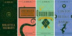 Lançamento Biblioteca Hogwarts – J.K. Rowling Escritos pela consagrada J.K. Rowling, os livros chegam dia 20 deste mês às livrarias em edição com capa dura, novo projeto gráfico e editoral. Garanta já o seu!