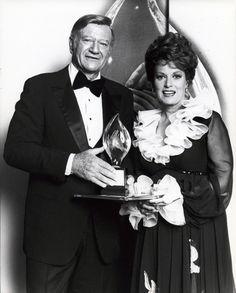 Maureen O'Hara and John Wayne   John Wayne and Maureen O'Hara