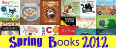 huge round-up of newly published children's picture books, board books, & non-fiction books for kids