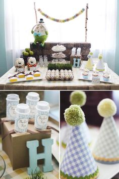 Throw a baby shower