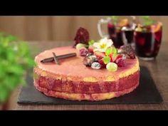 Punčový dort - YouTube Cheesecake, Punk, Desserts, Food, Youtube, Tailgate Desserts, Deserts, Cheesecakes, Essen