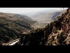 The views in this are amazing...and so are the screams! Can't wait for summer in Glenwood Springs so we can ride the Giant Canyon Swing.