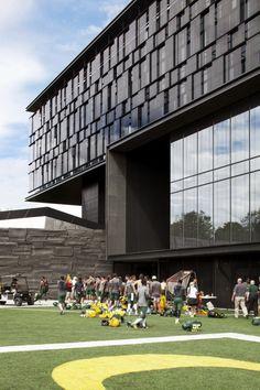 University of Oregon Hatfield-Dowlin Complex / ZGF Architects