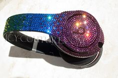 Bling Your BEATS by Dre in FADE Swarovski Crystals by IcyCouture, $199.00