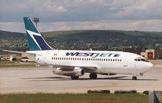 WestJet 737-200 C-GWJE - WestJet - Wikipedia