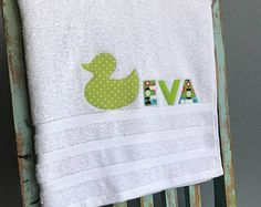 Personalised towel for boy baby child christmas baby gift personalised towel with name and image baby child christmas baby gift negle Choice Image