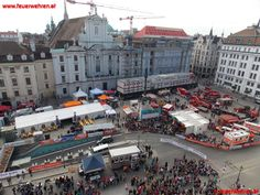 Wiener Feuerwehrfest 2012 #feuerwehr #fire #firebrigade #car #truck #firetruck #vienna #austria