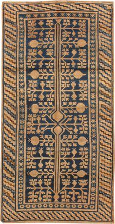A Samarkand Rug, No. 14052 - from Galerie Shabab