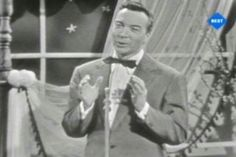 André Claveau, winner of the Eurovision Song Contest 1958