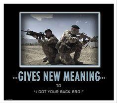true meaning of brotherhood...