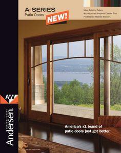 Andersen Windows Andersen A-Series Patio Doors_2010_0