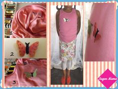 Στολίστε τα ρούχα της! Diy Crafts, Summer Dresses, Fashion, Summer Sundresses, Moda, Fashion Styles, Diy Home Crafts, Crafts, Fashion Illustrations