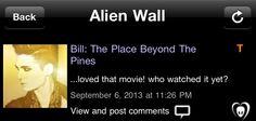 [07.09.2013] Bill: O Lugar Onde Tudo Termina  amei esse filme! quem já o assistiu?