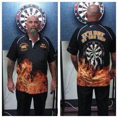 Darwin Districts Darts Association Darts Shirts http://www.spidasports.com.au/darts-shirts/