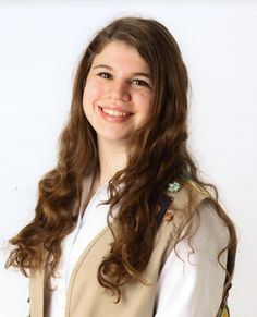"""#GirlScout Amanda was ahead of the curve with her Gold Award project, """"The Save a Life Project."""" The project was conceived to educate and increase the number of individuals that would be able to help in a crisis. Amanda ensured, through multiple sessions, that CPR and First Aid were taught to students at Long Island Lutheran High School. #goldaward #gsnc"""