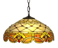 Intricate patterns that fuse colorful decorations and elegant curves are illuminated magnificently on this pendant lamp. #myrustica