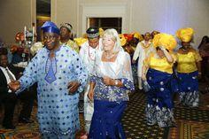 Fabulous Nigerian Wedding in Virginia