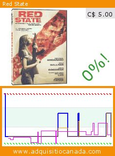 Red State (DVD). Drop 71%! Current price C$ 5.00, the previous price was C$ 16.99. https://www.adquisitiocanada.com/phase-4/red-state