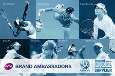 USANA extiende su alianza con la WTA por tres años más | SaludVerdadera.com