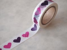 Big Heart Washi Tape 10M by pikwahchan on Etsy, $2.60